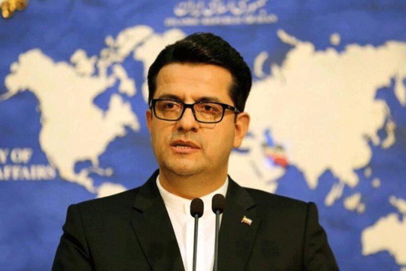 فیلم ، واکنش سخنگوی وزارت خارجه به میانجی گری برخی کشورها بین ایران و عربستان