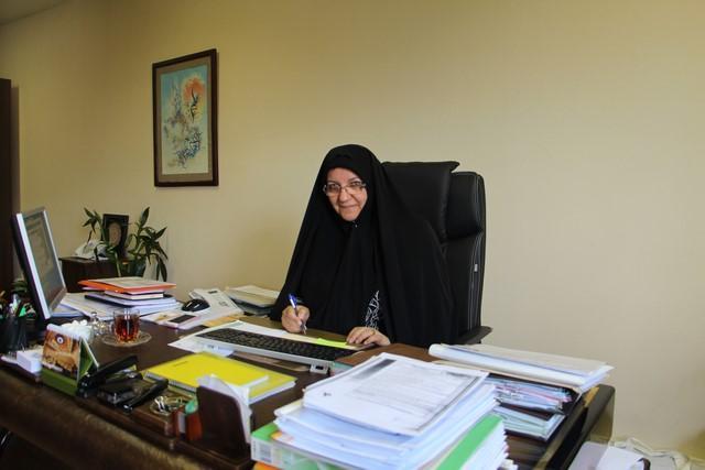 امسال تعداد ورودی های ارشد دانشگاه الزهرا (س) با کاهش روبرو شد