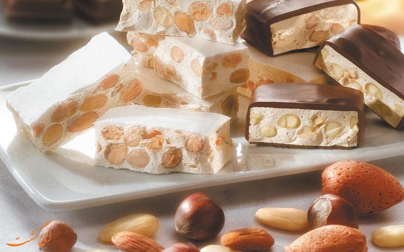 ایتالیا و شیرینی خاصی که برای یک عروسی ابداع شد!