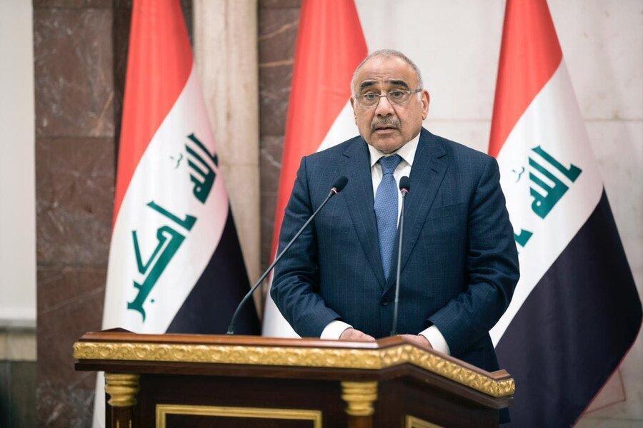 دولت عراق در آستانه سقوط، حامیان نخست وزیر برای برکناری او توافق کردند