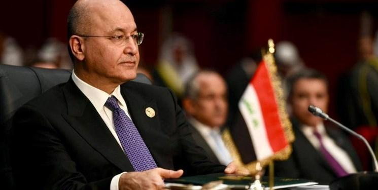 رئیس جمهور عراق: تنها راه چاره عراق انجام اصلاحات است