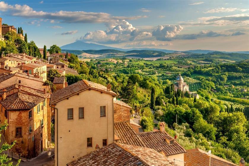 سفر 6 روزه به توسکانی، ایتالیا