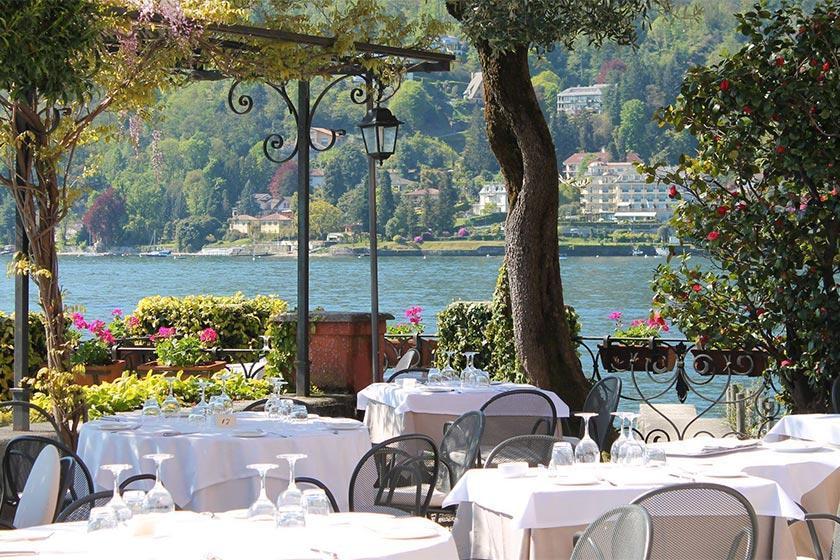 بهترین رستوران های ایتالیایی با نماهای رویایی در کنار دریاچه