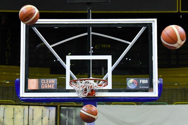 شکست بسکتبال دانشگاه پیغام نور مقابل اندونزی و مغولستان