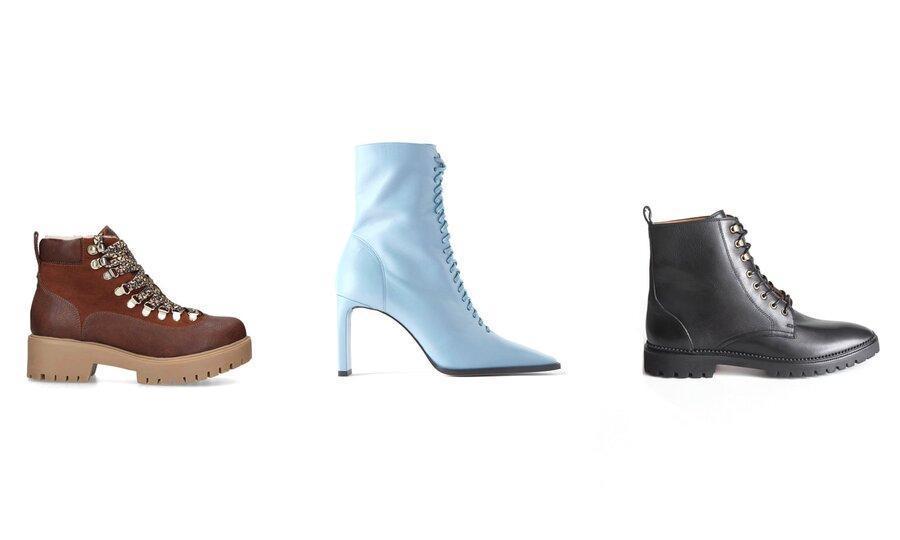 چه کفشی بپوشیم ، نکاتی درباره سِت کردن بوت و نیم بوت