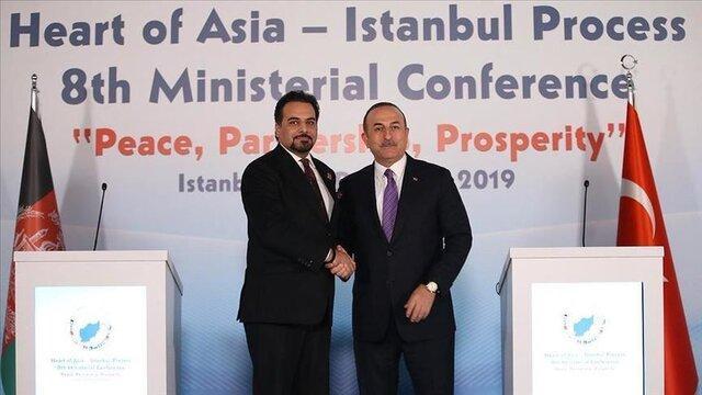 وزیر خارجه ترکیه: آنکارا و ناتو به حمایت از افغانستان ادامه می دهند