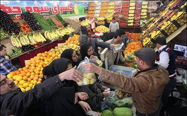 احداث بازار میوه و تره بار در هر محله تهران