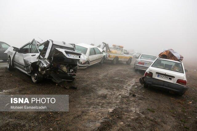 چند تصادف در جاده های خراسان جنوبی رخ داد؟