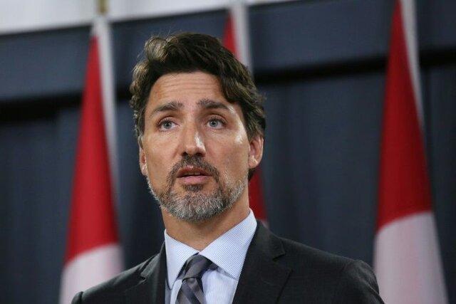 درخواست نخست وزیر کانادا از ایران