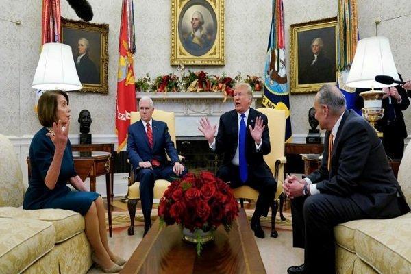 مجلس نمایندگان آمریکا موارد استیضاح ترامپ را منتشر می نماید