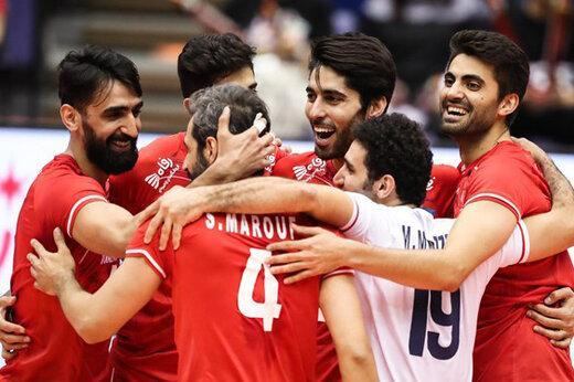 واکنش فدراسیون جهانی والیبال به هم گروهی ایران و چین در انتخابی المپیک
