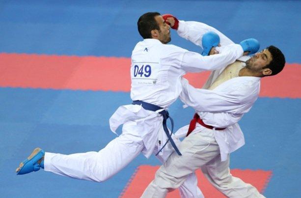 کاراته کاهای ایران رقبای خود را شناختند، شروع رقابتها از فردا