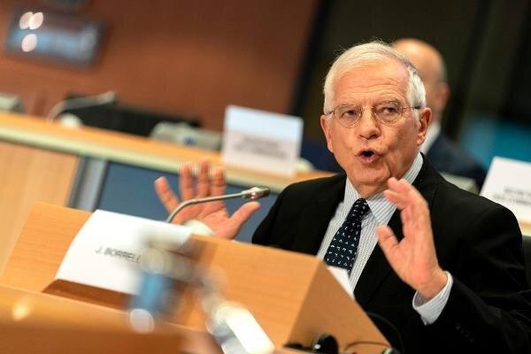 واکنش مسئول سیاست خارجی اتحادیه اروپا به فعال شدن مکانیسم ماشه