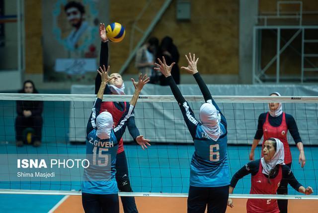 برنامه مسابقات دختران نوجوان والیبال ایران در قهرمانی آسیا