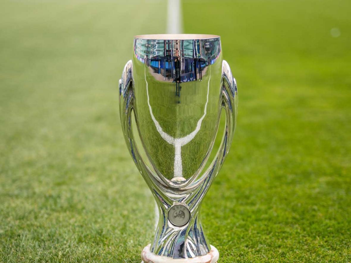 سوپر جام اروپا در استانبول ترکیه