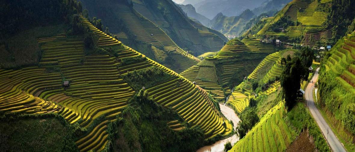 30 مکان زیبا که باید به تنهایی سفر کرد