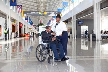 راهنمای سفر برای مسافرانی که احتیاج به خدمات ویژه دارند