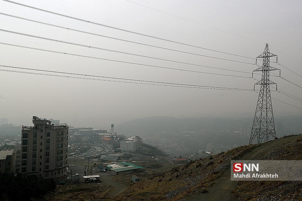کاهش آلودگی هوا در تهران، احتمال سالم شدن هوا تا فردا