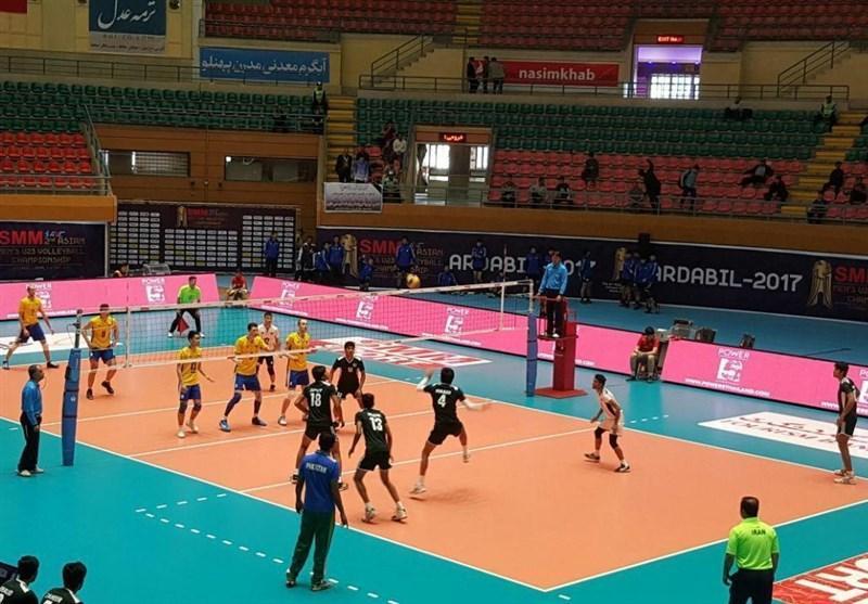 4 والیبالیست ایرانی در بین برترین های آسیا قرار گرفتند