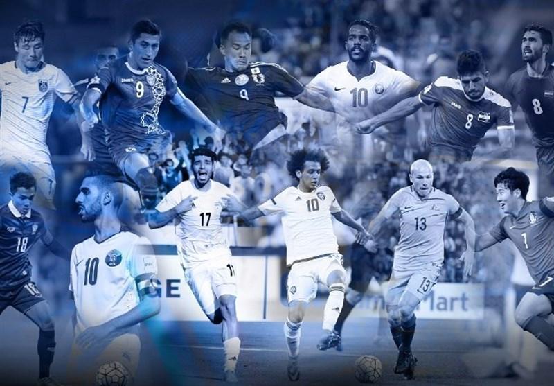 طارمی در لیست ستاره های مرحله انتخابی جام جهانی 2018 در قاره آسیا
