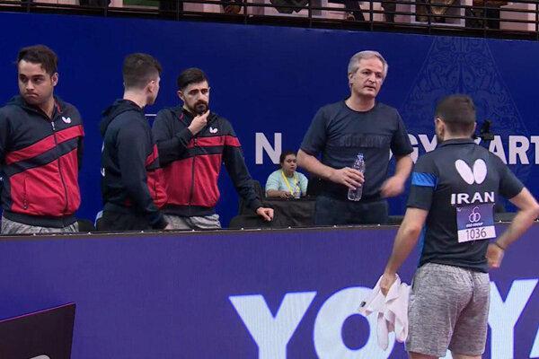 تشریح برنامه ملی پوشان تنیس روی میز در کمپ تمرینی مجارستان