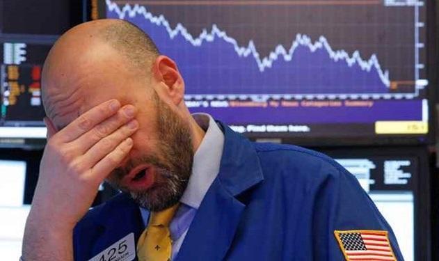 سقوط 600 واحدی بورس آمریکا از ترس کرونا