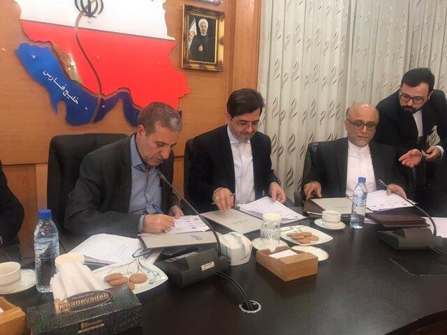 صندوق حمایت از تحقیقات و توسعه صنایع پیشرفته در استان بوشهر افتتاح شد