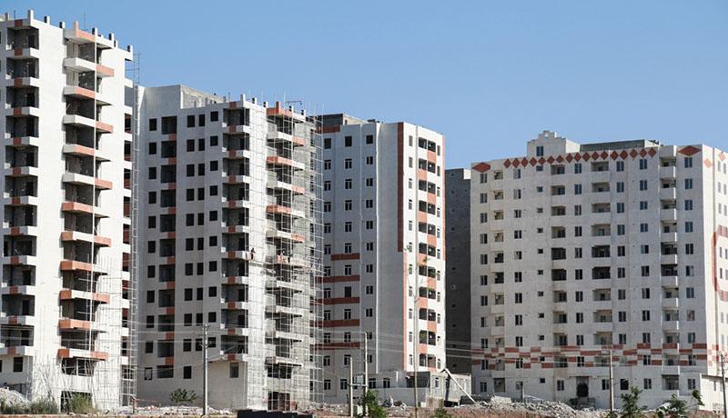 ظرفیت مسکن ملی در تهران افزایش می یابد
