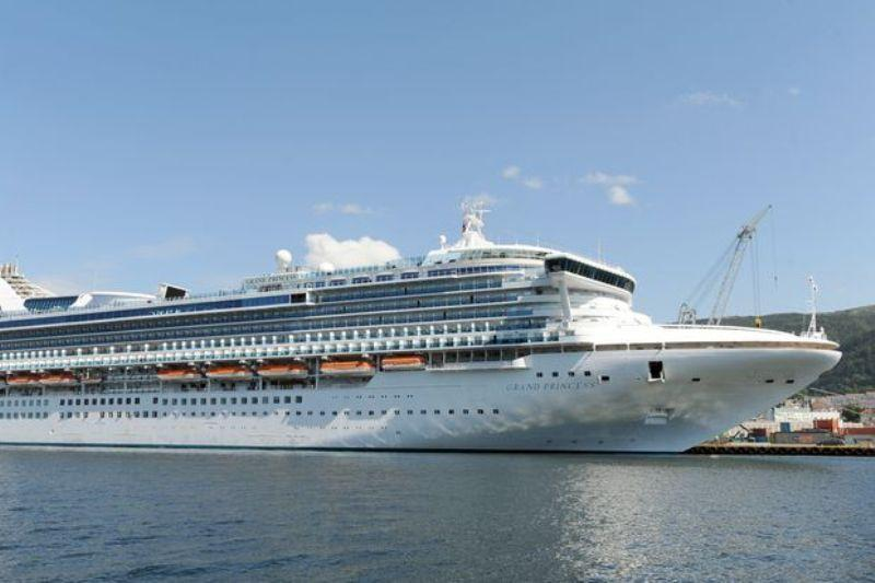 21 مسافر کشتی کروز کالیفرنیا مبتلا به ویروس کرونا شدند