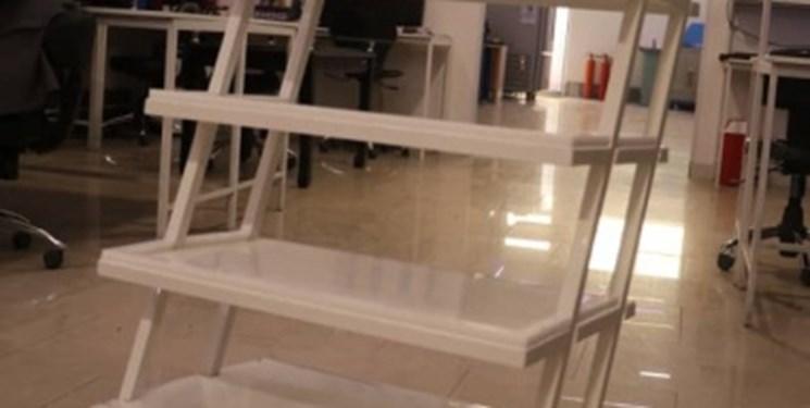 طراحی و ساخت ربات جایگزین پرستار توسط محققان پارک علم و فناوری اردبیل