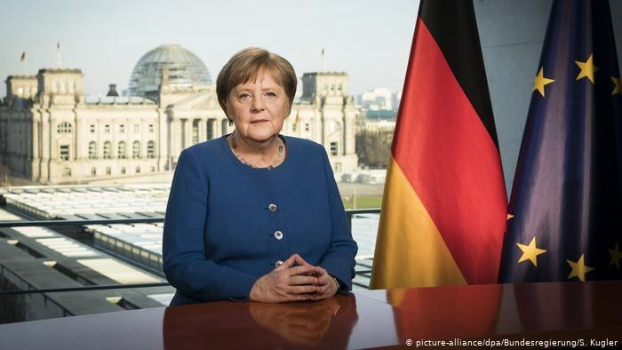 خبرنگاران مرکل: کرونا بزرگترین چالش آلمان از جنگ جهانی دوم تا به امروز است