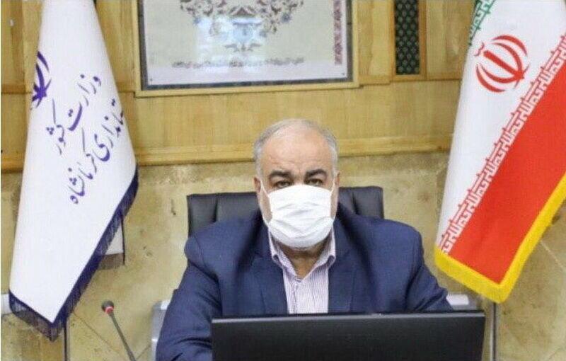 ابتلای استاندار کرمانشاه به کرونا تکذیب شد