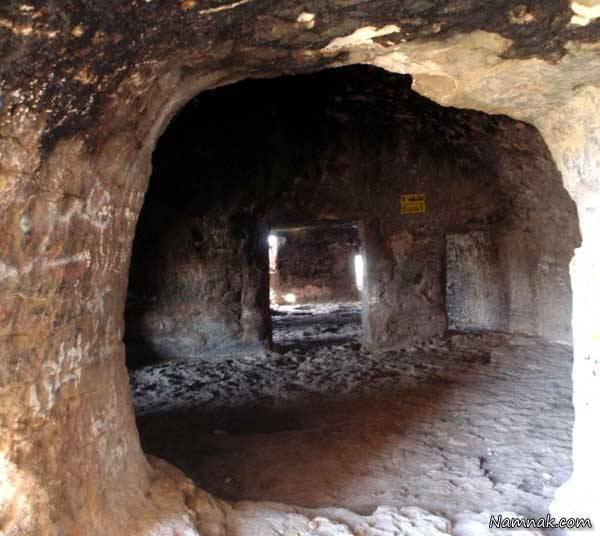 آثار باستانی استان کردستان ، غار کرفتو