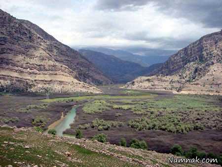 زیباترین مناطق گردشگری و بکر ایران
