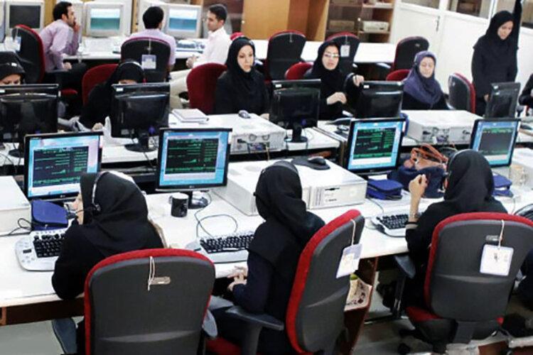 افزایش پلکانی حضور کارکنان در ادارات ، ساعت شروع و سرانجام فعالیت کارکنان اعلام شد