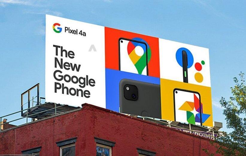 جدیدترین رندر گوگل پیکسل 4a جزئیات کامل آن را به نمایش گذاشت