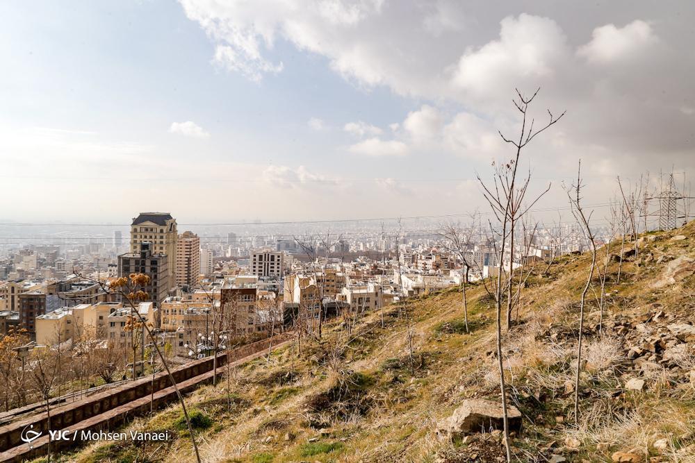 هوای تهران در 24 فروردین قابل قبول است