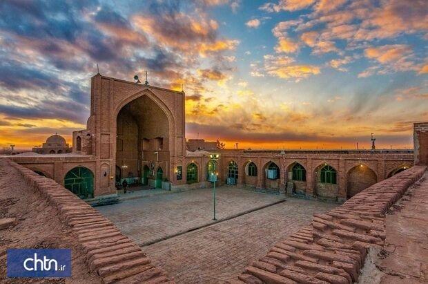 اهدای 160میلیون ریال برای بازسازی مسجد تاریخی چشام داورزن توسط خیّر میراث فرهنگی