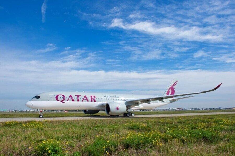 مخالفت قطر ایرویز با اجرای فاصله گذاری اجتماعی در هواپیما ، باعث افزایش قیمت بلیت می گردد