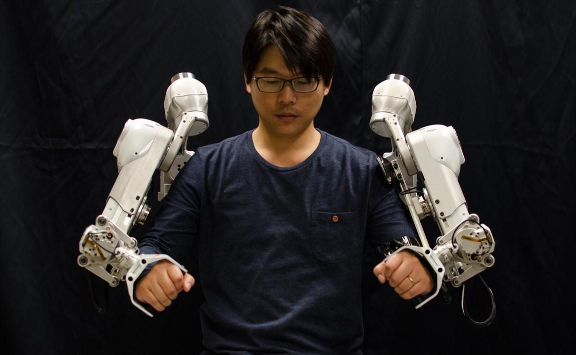 روبات پوشیدنی برای بازیابی تحرک افراد دچار اختلالات عصبی