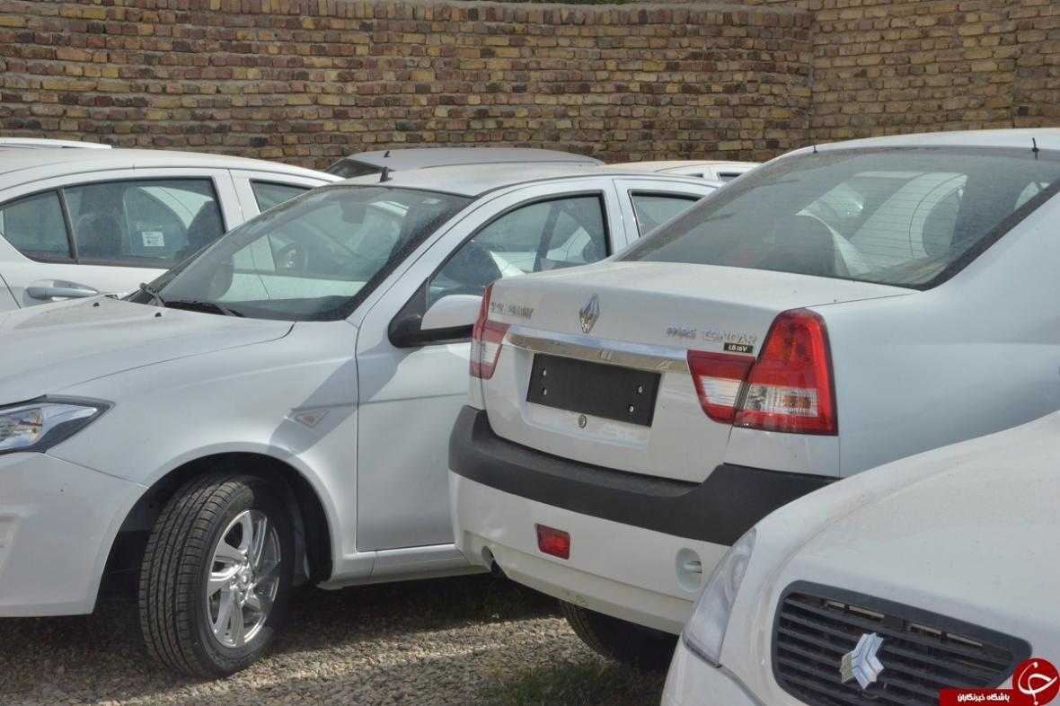 کشف 3 پارکینگ احتکار خودرو در اراک