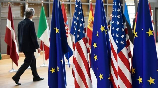 اروپا رو به چین پشت به آمریکا