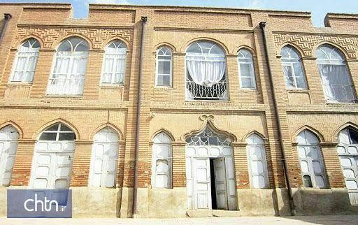 بازسازی خانه تاریخی صمصام در همدان شروع شد