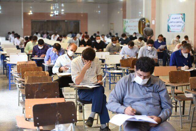 خبرنگاران آزمون استخدامی دانشگاه علوم پزشکی کهگیلویه و بویراحمد شهریور برگزار می گردد