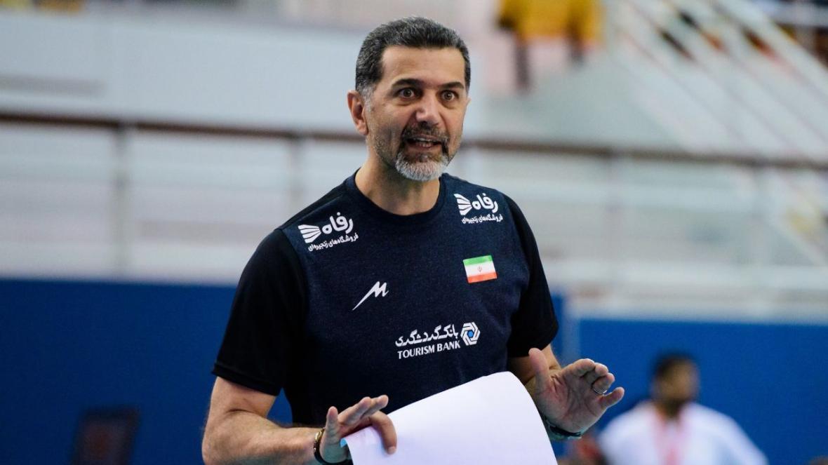 عطایی گزینه اصلی راهنمایی تیم ملی والیبال ایران