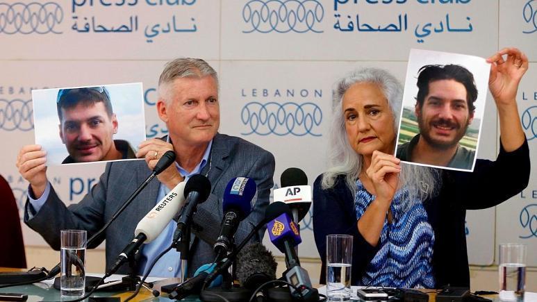 وال استریت ژورنال: ملاقات مخفیانه یک مقام ارشد کاخ سفید با دولت بشار اسد برای آزادی دو گروگان آمریکایی