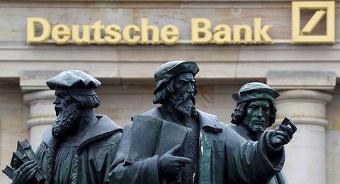 دویچه بانک به دنبال راهی برای پایان دادن به رابطه خود با ترامپ