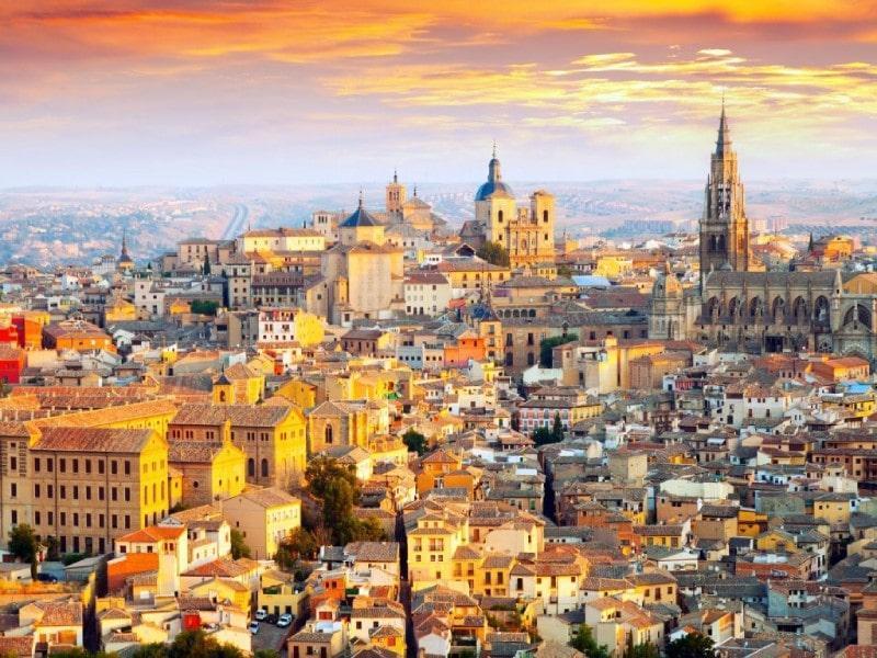 گرانادا، پایتخت مسلمانان در اسپانیا