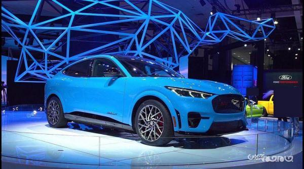 مقایسه ای مختصر بین خودروهای موستانگ الکتریکی Mach-E فورد و Model Y تسلا