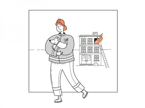 تور کانادا: آتش نشانی در کانادا